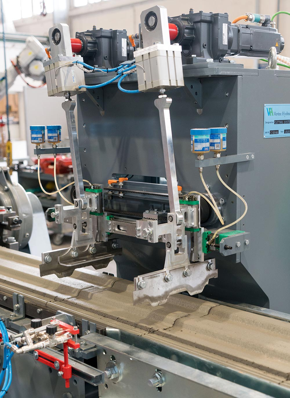 Electrically Driven Cutting System